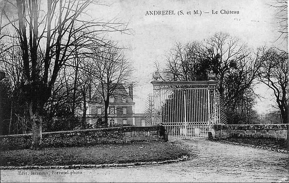 Grille chateau1 1