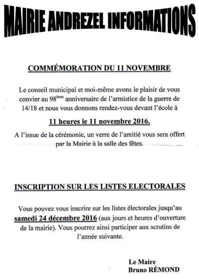 Info mairie 11 2016