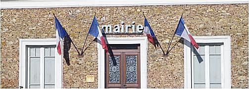 Mairie drapeau