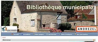Portail bib bookek