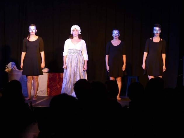 Theatre 3v 1