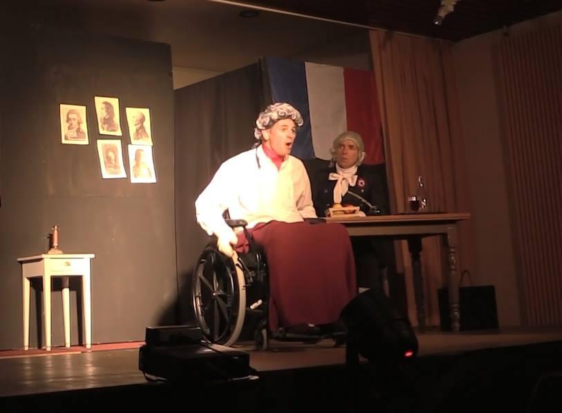 Theatre 3v 3