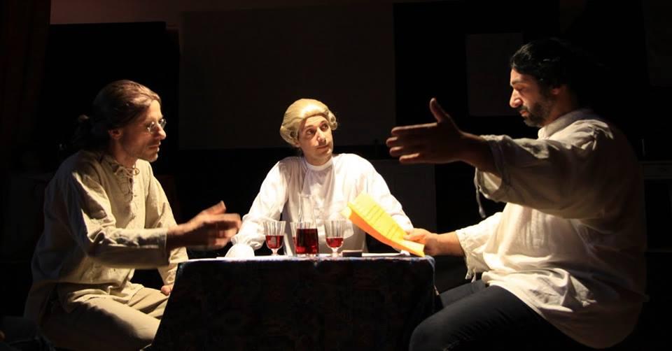 Theatre 3v 4