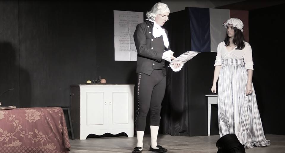 Theatre 3v 7