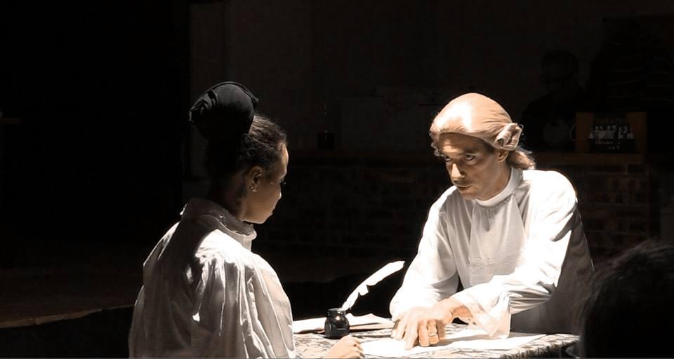 Theatre 3v 8